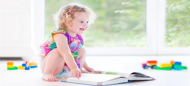 书单来啦!0-3岁的宝贝绝对不能错过的好书!