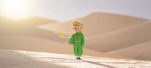 """小王子:教会我们关于六个""""关系""""的习题"""