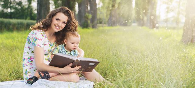 想让孩子成长为什么样,就和他一起读什么样的书吧!