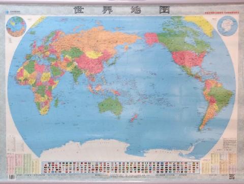 世界地圖(1:33000000)