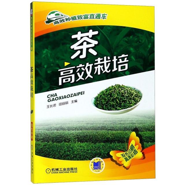 茶高效栽培(双色印刷