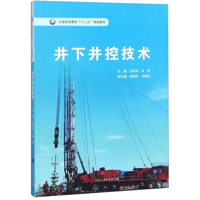井下井控技術(石油高等教育十三五規劃教材)