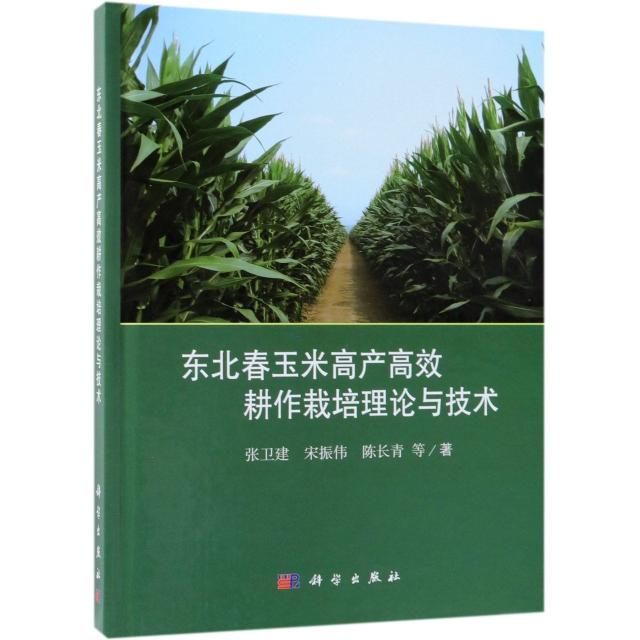 东北春玉米高产高效耕