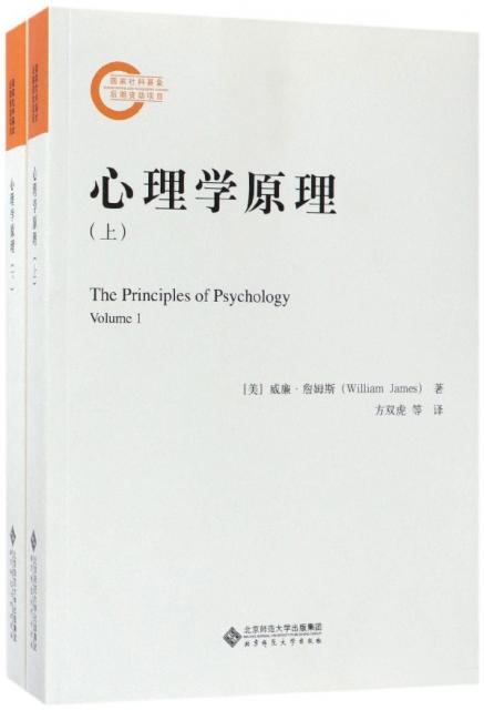 心理學原理(上下)