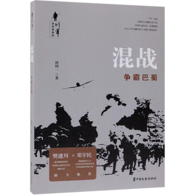 混戰(爭霸巴蜀)/川軍全紀實繫列