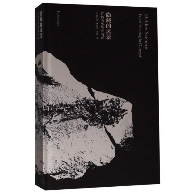 隱藏的風景(廣西古生物化石記)(精)