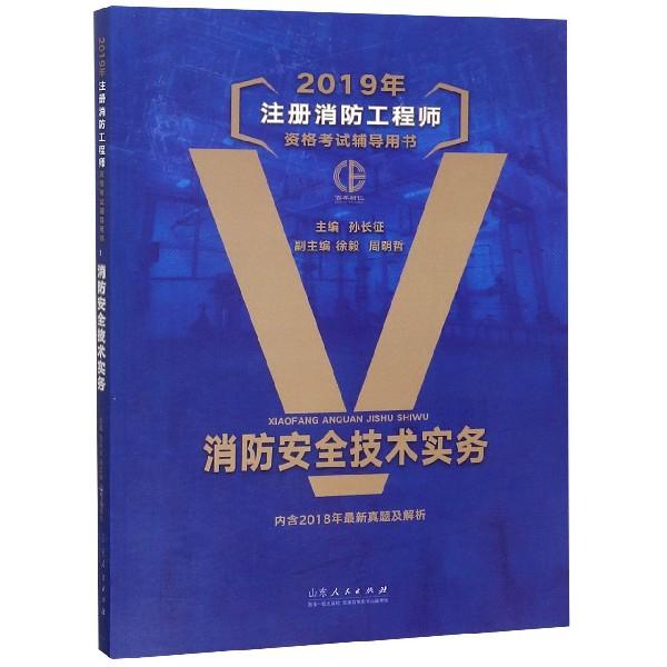 消防安全技術實務(2019年注冊消防工程師資格考試輔導用書)