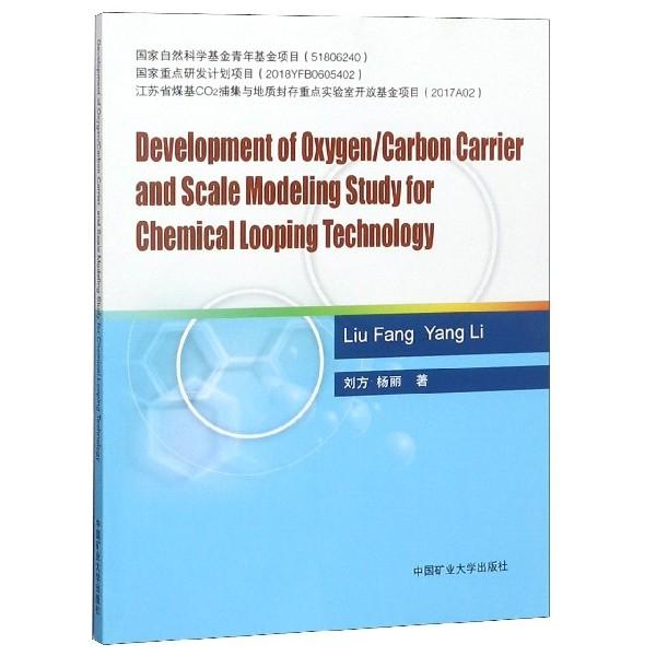 化學鏈載氧體載炭體開發及反應器尺度模擬(英文版)