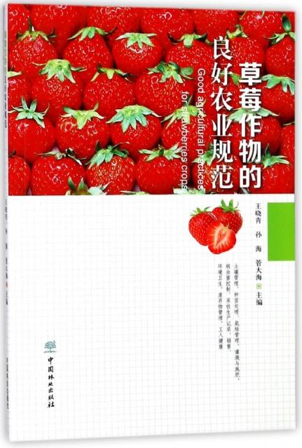 草莓作物的良好農業規