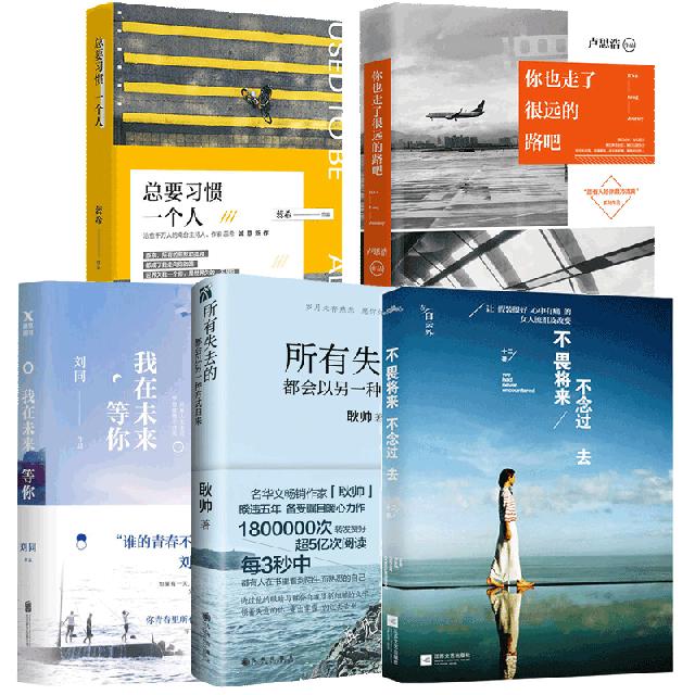 心灵励志书籍(共5册