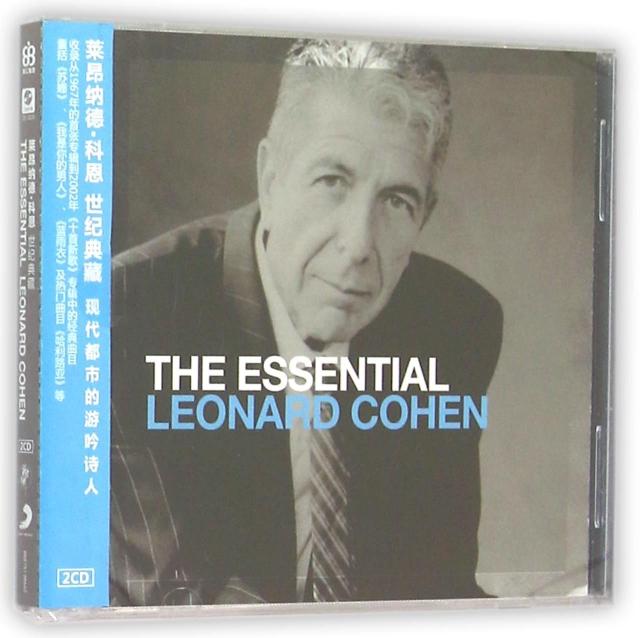 CD萊昂納德·科恩世紀典藏(2碟裝)