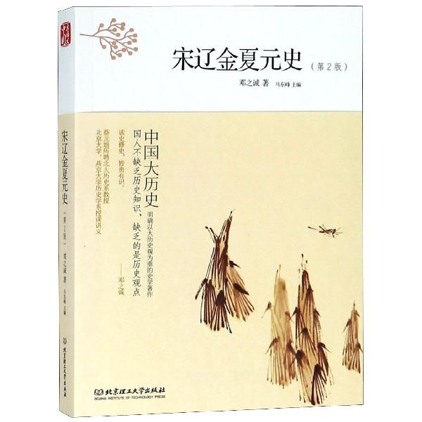 宋遼金夏元史(第2版)/中國大歷史