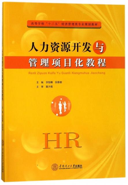 人力資源開發與管理項