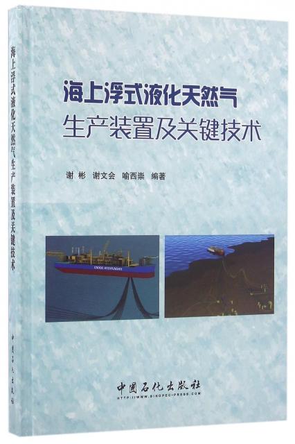 海上浮式液化天然氣生產裝置及關鍵技術(精)