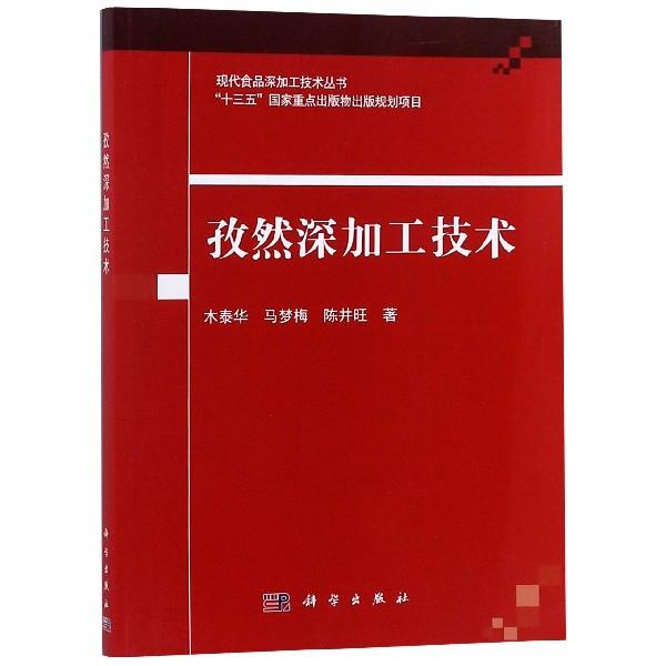 孜然深加工技術/現代食品深加工技術叢書