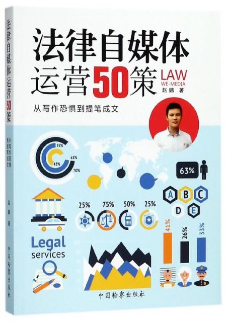 法律自媒體運營50策(從寫作恐懼到提筆成文)