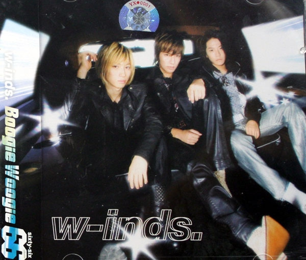 CD-DVD W-inds布魯斯66(2碟裝)