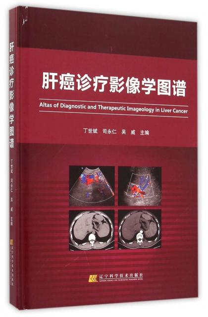 肝癌診療影像學圖譜(精)