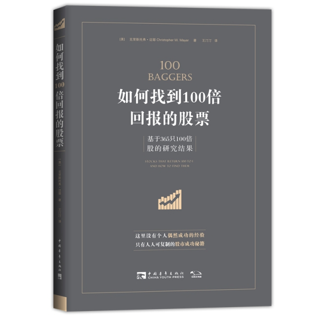 如何找到100倍回報的股票(基於365隻100倍股的研究結果)
