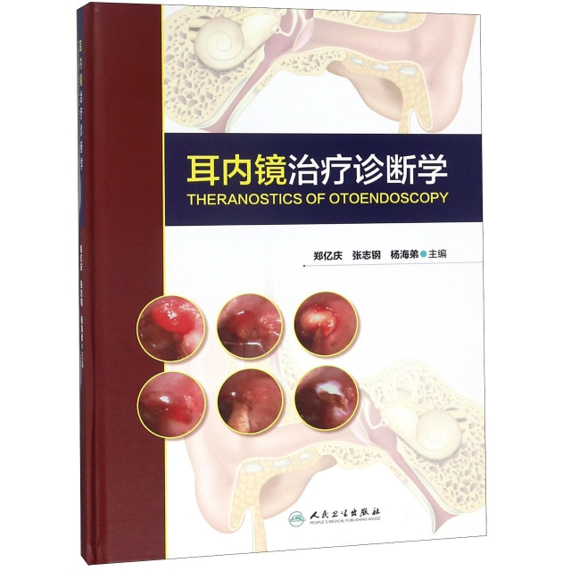 耳內鏡治療診斷學