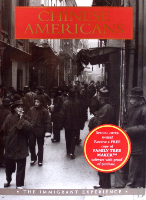 CHINESE AMERICANS--THE IMMIGRANT EXPERIENCE