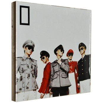 CD EVERYBODY SHINee 05th MINI ALBUM
