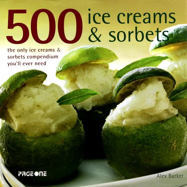 500 ICE CREAMS&SORBETS
