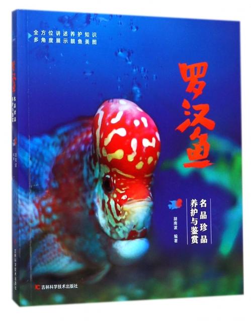 羅漢魚(名品珍品養護