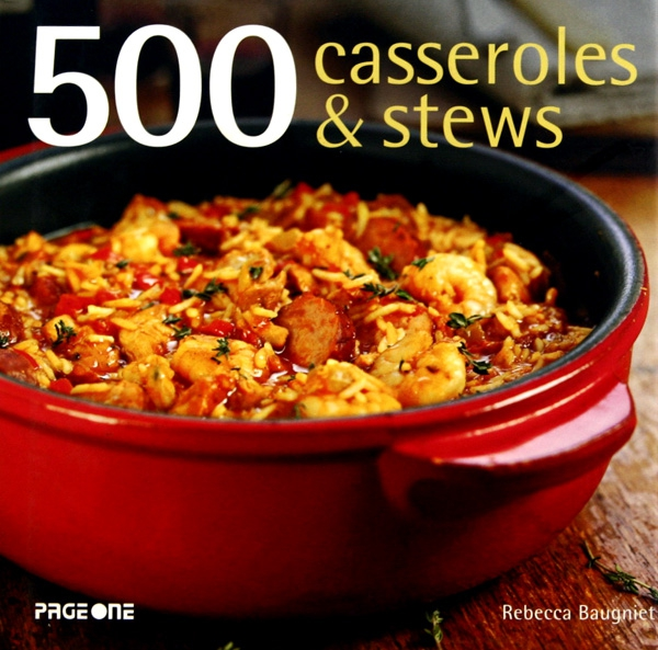 500 CASSEROLES&STEWS