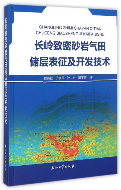 長嶺致密砂岩氣田儲層表征及開發技術(精)
