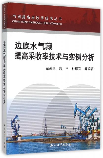 邊底水氣藏提高采收率技術與實例分析/氣田提高采收率技術叢書