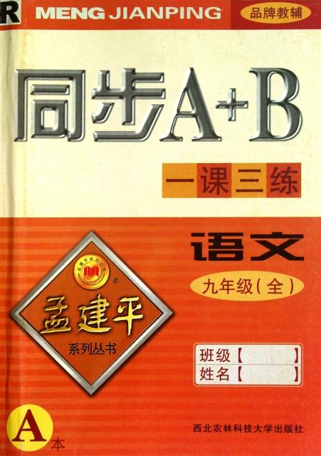 語文(9全AB共2冊