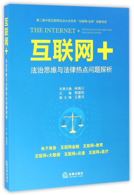 互聯網+(法治思維與法律熱點問題探析)