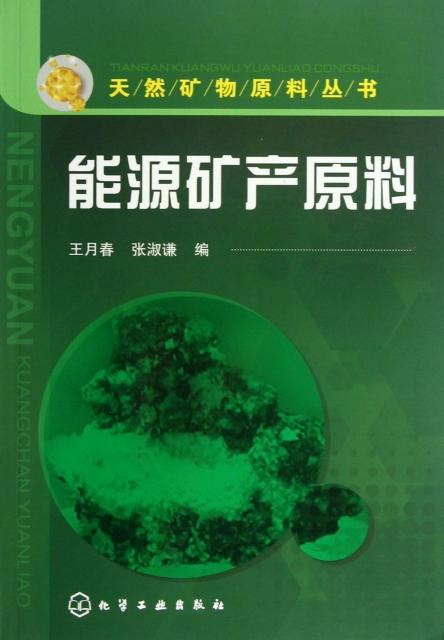 能源礦產原料/天然礦物原料叢書
