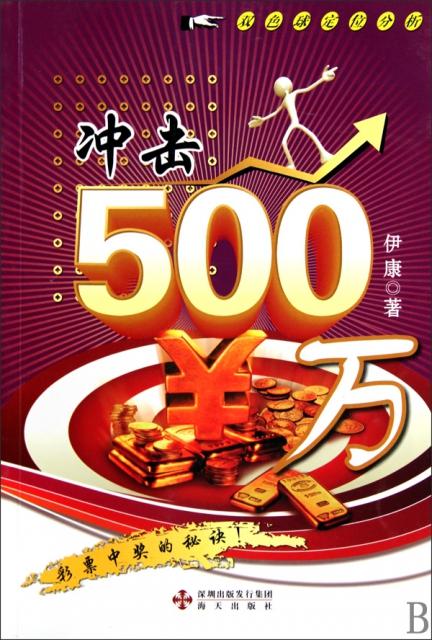 衝擊500萬(雙色球定位分析)