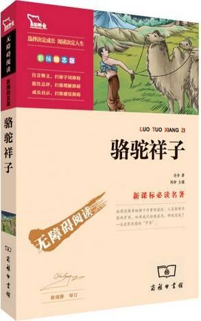 骆驼祥子(彩插励志版无障碍阅读)/新课标名著