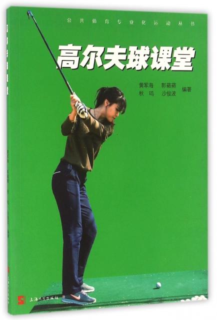 高爾夫球課堂/公共體育專業化運動叢書