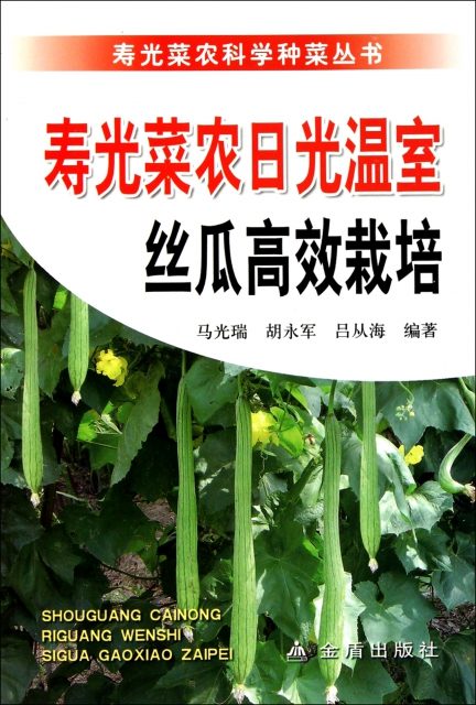 壽光菜農日光溫室絲瓜